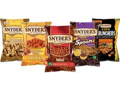 SavingStar ECoupon - Snyder's of Hanover® Products : #CouponAlert, #Coupons, #E-Coupons Check it out here!!