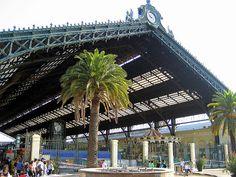 Estacion Central. Santiago South America, Fair Grounds, Explore, Plants, Travel, Santiago, Bicycle Kick, Parking Lot, Antique Photos