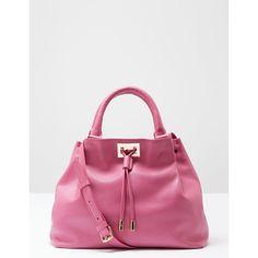 Boden Tasche mit Zugband Pink Damen Boden
