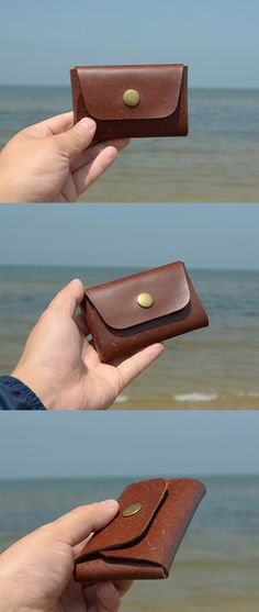 This is a wallet designed to keep your coins and cards. It is handmade, not something comes from manufacturer,made it with a minimalist idea. Diameter: 10.5cm*7cm*3cm, designed to carry 14 Cards Packing list: 1 PC * Wallet Color: As the photo above. Material: Leather,Not PU Shipping:This wallet will be shipped from China now, it will take 10-20 work days to delivery . Usually shipping time to USA is estimated 10 days, Shipping time to Canada is estimated 15 days, and to other country is…