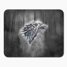 Buy GAME OF THRONES Stark Family Crest Mouse Pad at Pica Collection for only $ 6.99