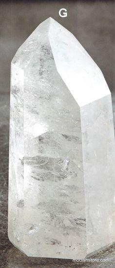 Roost Jumbo Brazilian Quartz Crystal