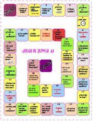 Juegos para  repasar  actividades tiempo libre, preguntas, vocabulario. Español A1-A2