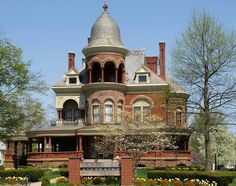 seiberling house | seiberling-mansion