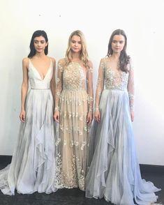 Leanne Marshall wedding gowns from Denver Bridal Shop, Emma & Grace Bridal Studio || See more at Emmaandgracebridal.com #LM #LeanneMarshall #bride