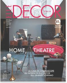 Elle Décor Italia – International magazine of design and furnishings  http://www.magazinecafestore.com/elle-decor-italy-magazine.html