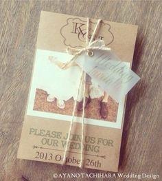 招待状について真剣に考える③の画像 | えこの花嫁準備ブログ