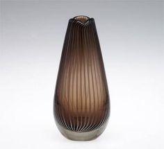 Still, Nanny - Vuokko 6431 Lassi, Nordic Design, Glass Design, Finland, Scandinavian, Glass Art, Perfume Bottles, Ceramics, Modern