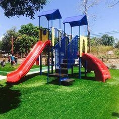 los nios se merecen parques infantiles cerca de sus hogares donde puedan ejercer y socializar con
