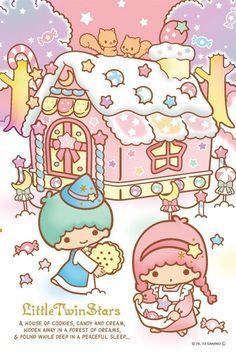 "tinkevidia: "" Sanrio: Little  Stars:) """