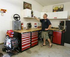 Get garage in gear with organization tips