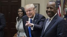 Trump remarks on Frederick Douglass spur questions on social media