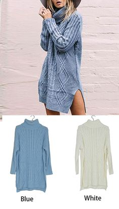 New Leisure Pure Color O Neck Long Sleeve Women s Sweater  sweater  leisure   women 866927775