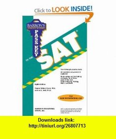 Pass Key to the SAT (Barrons Pass Key to the SAT) (9780764144332) Sharon Weiner Green M.A., Ira K. Wolf Ph.D. , ISBN-10: 0764144332  , ISBN-13: 978-0764144332 ,  , tutorials , pdf , ebook , torrent , downloads , rapidshare , filesonic , hotfile , megaupload , fileserve