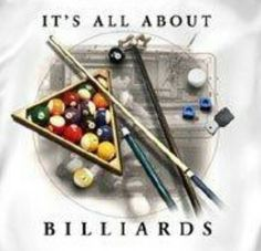 It's all about Billiards