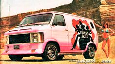 """Van Shows From the 1970 