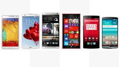 2014 Phablet Comparison Guide: Gizmag compares the best phablets you can buy today