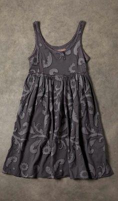 Alabama Chanin DIY Baby Doll Camisole Dress