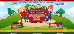 "Dannon uses an online promotion called ""Rally for Recess"" in order to generate traffic to its Facebook site and engage the target of the 2 sub-brands that run the promotion (parents). It consists on putting promotional codes in the packaging of Danonino and Danimals which consumers can redeem online in order to help their children's school to win a $30.000 playground makeover."