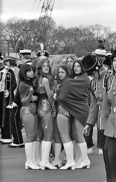 National Mall, 1973 Presidential Inauguration