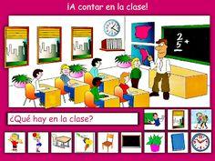 Me encanta escribir en español: la clase
