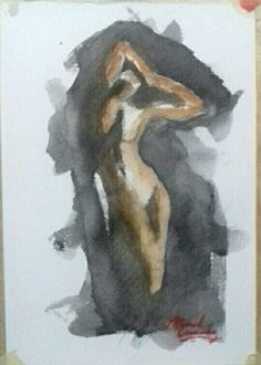 Painting, Art, Water Colors, Art Background, Painting Art, Kunst, Paintings, Performing Arts, Painted Canvas