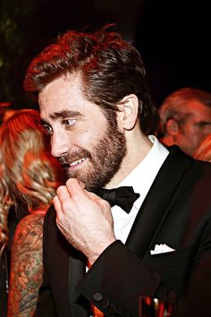 Jake Gyllenhaal - Golden Globes 2015
