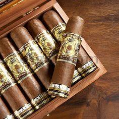 Oliveros King Havano Claro. Really good smoke.