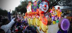 Mardi Gras parade tips