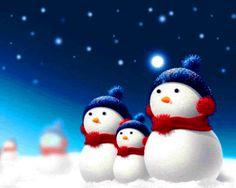 Imagenes navideñas con movimiento - Gifs animadas para Navidad