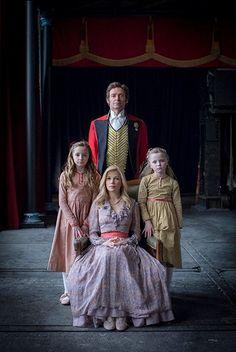 Hugh Jackman in The Greatest Showman (2017) #PTBarnum