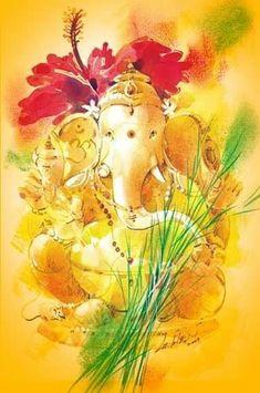 Jai Ganesh, Ganesh Lord, Shree Ganesh, Shri Ganesh Images, Ganesh Wallpaper, Best Friend Photography, Lord Murugan, Ganesha Painting, Shiva Shakti
