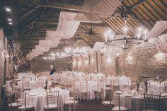 Larchfield Estate wedding by Ronan Shaw Photographie | www.onefabday.com