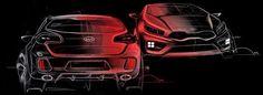Kia Pro Cee'd GT 2013