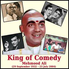 Wish you a very happy birthday to the king of comedy Mehmood Ali #Mehmoodali #29-9-16