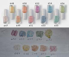 http://www.fashiondupes.com/2014/03/swatch-nuovi-smalti-kiko-e-palette.html #kiko #swatches #haul #makeup #beauty #review
