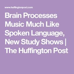 Somali greetings somali pinterest somali and language brain processes music much like spoken language new study shows the huffington post m4hsunfo