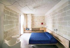 Studio Cusenza + Salvo, Lamberto Rubino · Cave Bianche Hotel