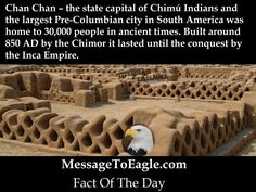 Ancient History Facts: Chan Chan Archaeological Remains Unearthed At Funerary Platform in Peru