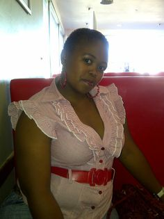 Kemoabetswe Lame Seekoei, from Free State province South Africa