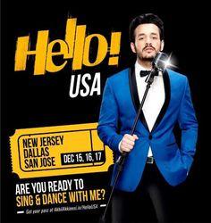 Akhil Announces Hello Tour In USA