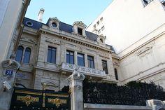 Hôtel de la Païva - Paris 8e - 25 avenue des Champs-Elysées