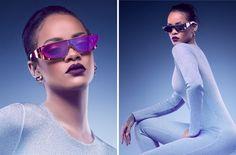 $1950. 00 Christian Dior x Rihanna Eyewear 2016 : Rihanna by Jean-Baptiste Mondino