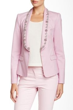 Ted Baker Kikiet Wide Lapel Suit Jacket