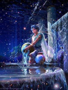aquarius horoscope fantasy world