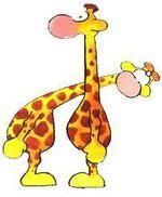 Met een giraffen hart kijken naar de vraag (behoefte) achter de vraag!!  #geweldlozecommunicatie