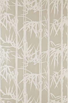 Farrow & Ball bamboo wallpaper $235 per roll
