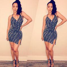La La Anthony: Her Hottest Photos Cute Short Dresses, Best Clips, Doja Cat, Black Girl Fashion, Woman Fashion, Sweater Set, Hottest Photos, Passion For Fashion, Bodycon Dress
