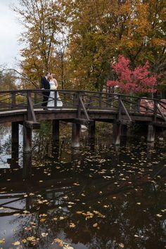 Things Festive Weddings & Events: Autumn Wedding in Plymouth, MI: Jennifer & Geoffrey
