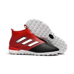 new arrival 30b18 f5ade Alte Calcio Adidas ACE Tango 17 Purecontrol Turf Rosse Nere Bianche